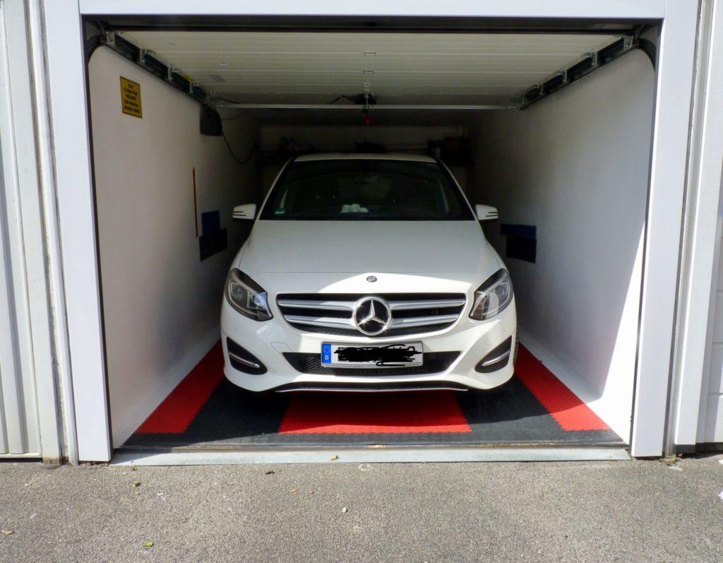 Garage Privato, Germania