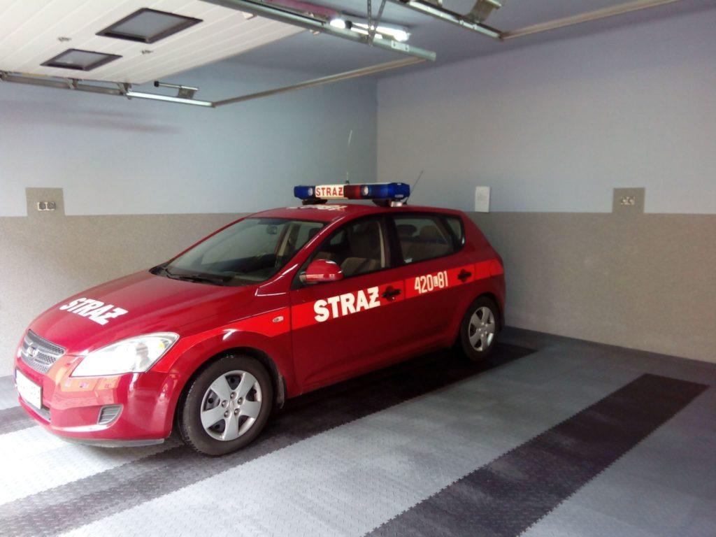 Caserma vigili del fuoco, Polonia
