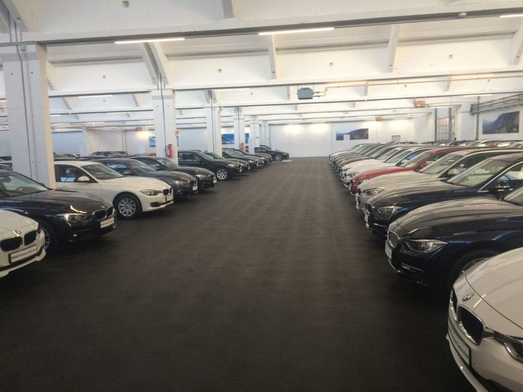 Concessionario BMW, Germania