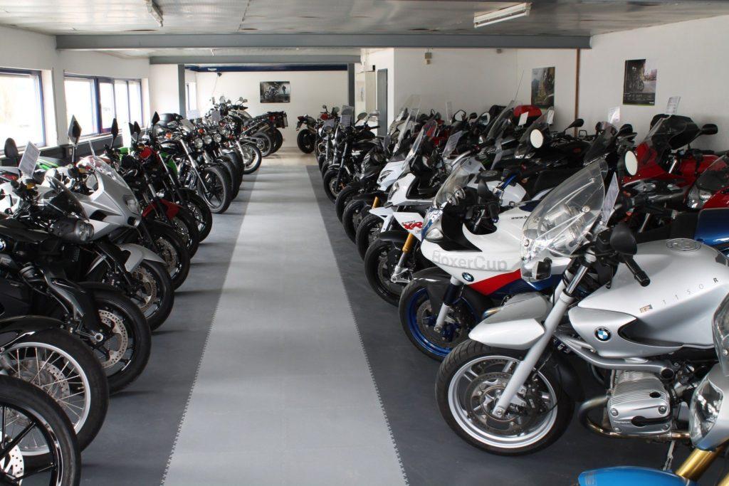 Concessionaria Moto, Germania