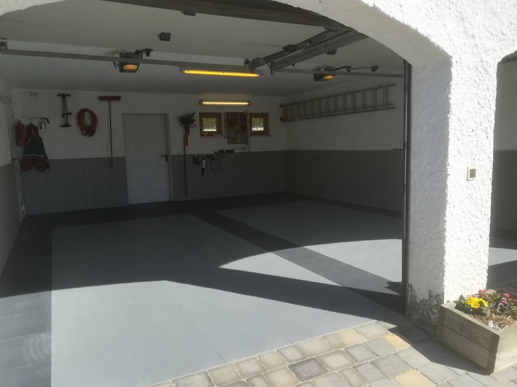 Garage, Austria