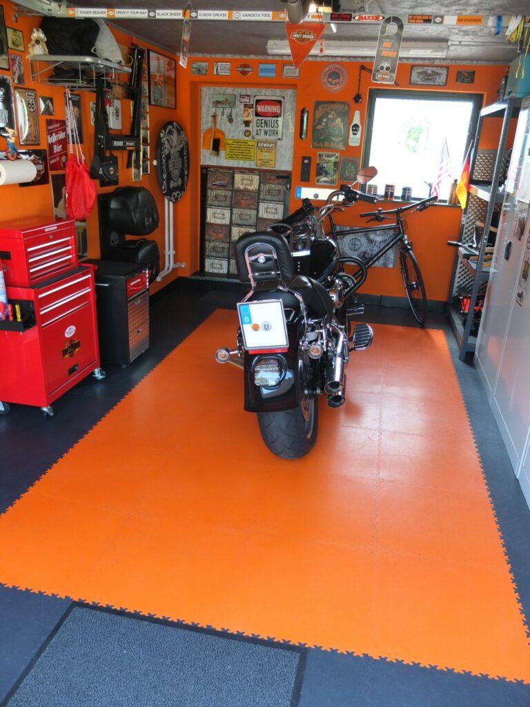 Garage, Germania