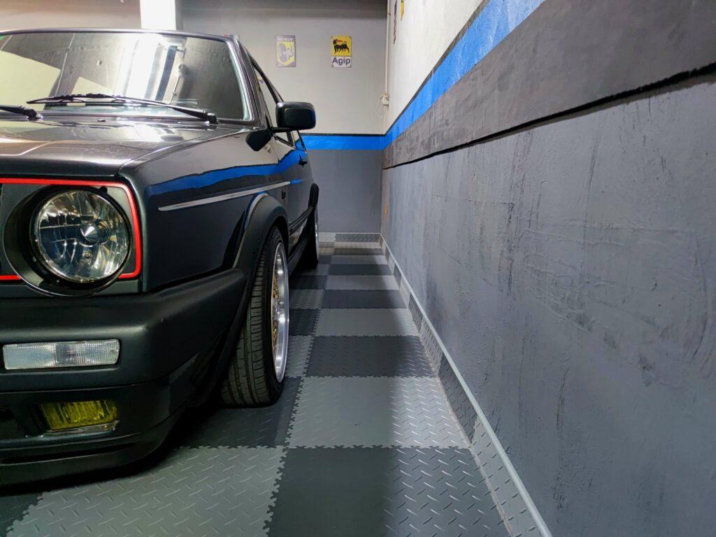 Garage, Spagna
