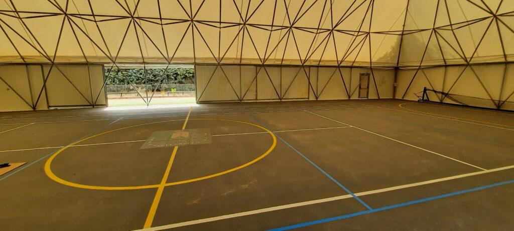 Centro sportivo, Italia