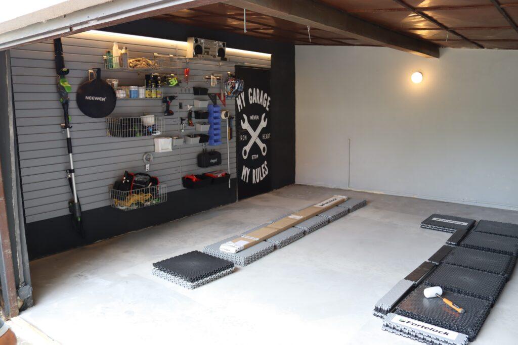 Garage/officina, Cechia